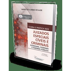 Teoria e Prática nos Juizados Especiais Cíveis e Criminais (2018)