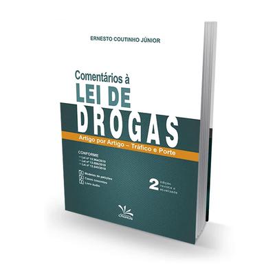 Lei-de-Drogas-Comentada-2020-Trafico-e-Porte-de-Drogas-pdf