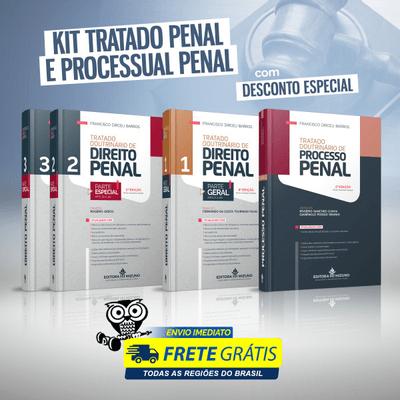 kit-tratado-penal-processual-penal-colecao-2021-memoria-forense