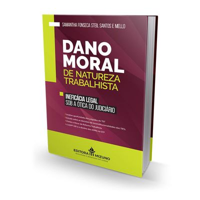 dano-moral-trabalhista-clt-in-res-ipsa-memoria-forense